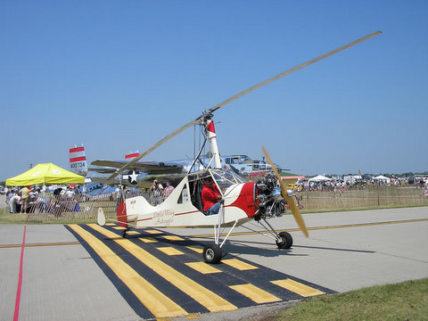Little Wing Auto Gyro now For Sale - Microlighters
