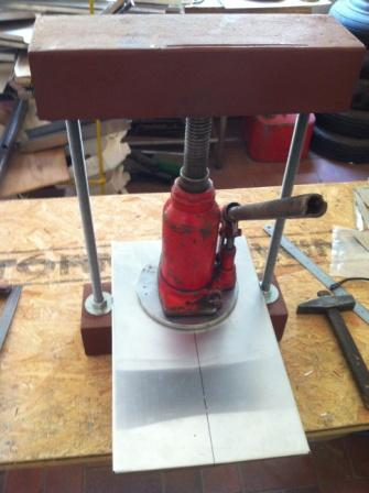 48B forming the flange using a simple press.jpg