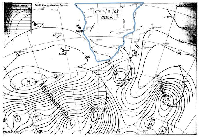 Synoptic Chart - SAWS - South Africa - 13.11.08 00h00Z.jpg