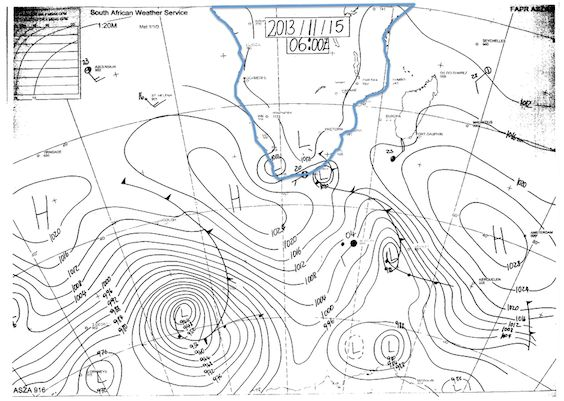 Synoptic Chart - SAWS - South Africa - 13.11.15 06h00Z.png.jpg