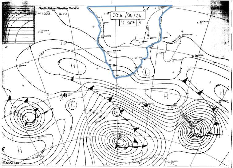 Synoptic Chart - SAWS - South Africa - 14.04.24 12h00Z.jpg