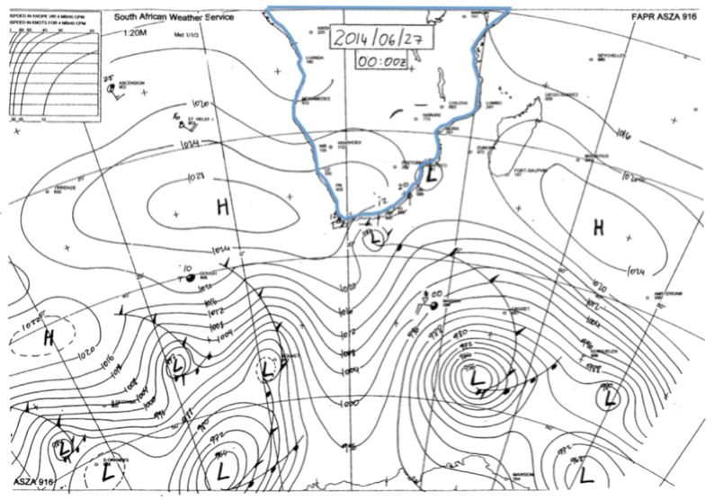 Synoptic Chart - SAWS - South Africa - 14.06.27 00h00Z.jpg