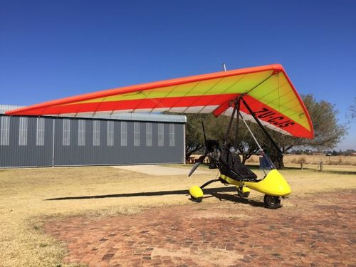 Antares 582 trike for sale - like new - Microlighters